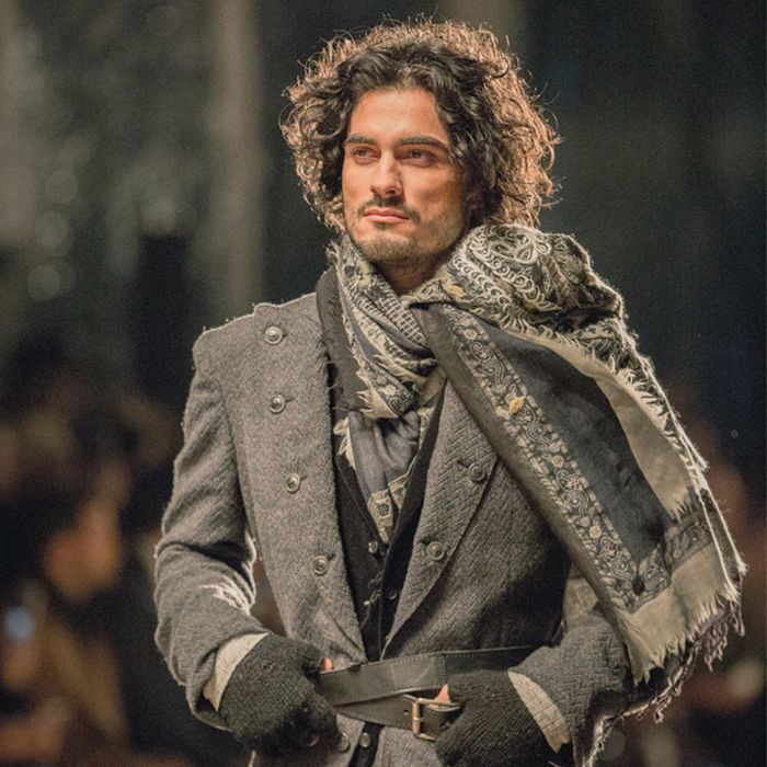 A CELEBRATION OF IMMIGRATION: JOSEPH ABBOUD FW19