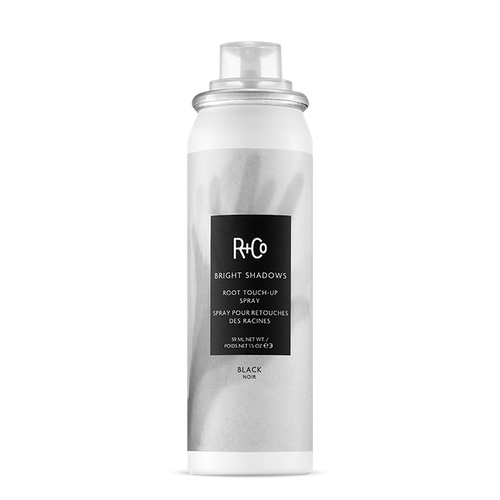 R+Co BRIGHT SHADOWS Root Touch-Up Spray - Black