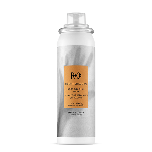 R+Co BRIGHT SHADOWS Root Touch-Up Spray - Dark Blonde