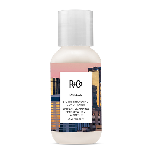 R+Co DALLAS Biotin Thickening Conditioner - Travel