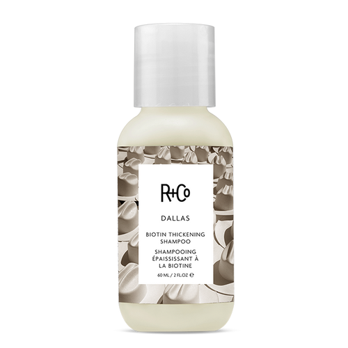 R+Co DALLAS Biotin Thickening Shampoo - Travel