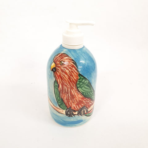 Parrot Soap Dispenser