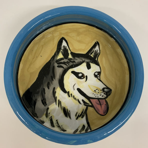 Toby's Dog Bowl