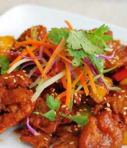 Sweet and Sour Pork 酸甜咕噜肉