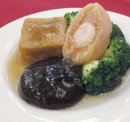 Baby Abalone with Beancurd and Broccoli (per serving) 鲍鱼豆腐 (位上)