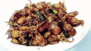Crisp Fried Baby Squid 香脆苏东仔