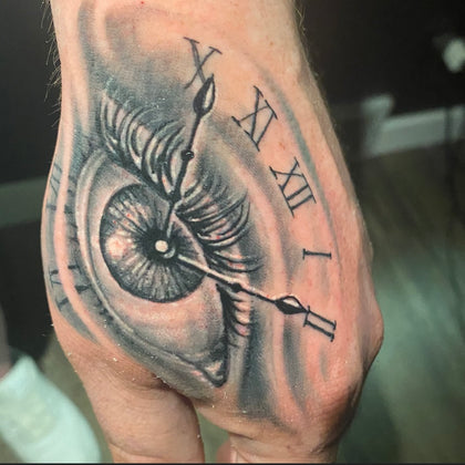"""Eye"" Significant Tattoos"
