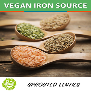 Iron Pack (Plant-Based Foods)