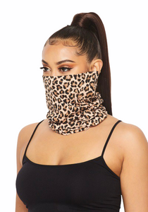 Patterned Face Cover Mask