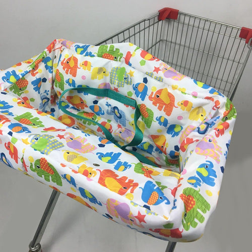 Shopping Cart Cover Protection Baby Supermarket Shopping bag - The Asian Centre