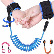Load image into Gallery viewer, Anti Lost Wrist Link Toddler Leash Safety Harness for Kids - The Asian Centre