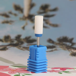 Milling Cutter For Manicure Ceramic Nail Drill Bits Pedicure - The Asian Centre