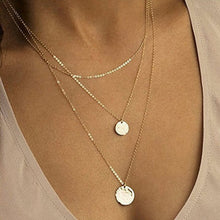 Load image into Gallery viewer, Transparent Fishing Line Necklace For Women - The Asian Centre