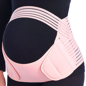 Pregnant Women Belts Maternity Belly Belt Waist Care Abdomen Support Belly Band - The Asian Centre
