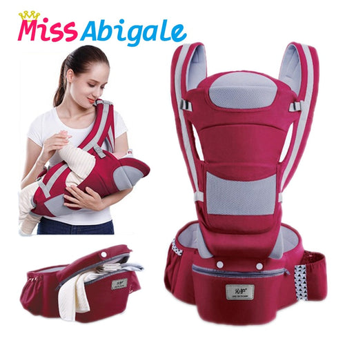 Ergonomic Baby Kangaroo Carrier Infant Baby - The Asian Centre