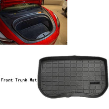 Load image into Gallery viewer, For Tesla Model 3 2019 Front Rear Cargo Tray Trunk Floor Mat - The Asian Centre