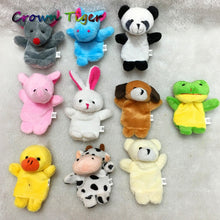 Load image into Gallery viewer, Baby Playpen kids Cartoon Animal Finger Puppet Finger Doll - The Asian Centre