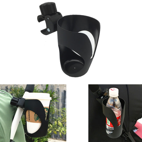 New Cup holder 360 Rotatable Milk Water Bottle Rack universal baby stroller tricycle bicycle bike - The Asian Centre