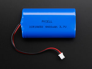 LiPoly battery 4400mAh