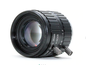35mm 10MP Telephoto Lens for Raspberry Pi High Quality Camera with C-Mount