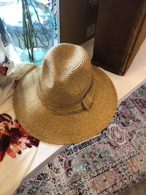 MS- Natural Straw Hat