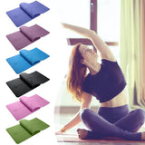YOGA MAT ANTI-SLIP WITH CORRECT ALIGNMENT SYSTEM