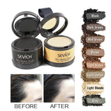 Hair Treatment: Water Proof hair line powder in hair color Edge control Hair Line Shadow Makeup Hair Concealer Root Cover Up Unisex Instantly
