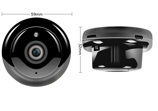 Home Camera: Wireless Mini WiFi Home Security Camera IP CCTV Surveillance IR Night Vision Motion Detect Baby Monitor P2P