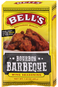 Bourbon Barbeque Wing Seasoning