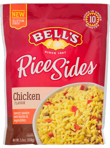 Chicken Flavored Rice
