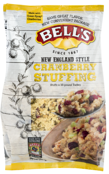 New England Cranberry Stuffing