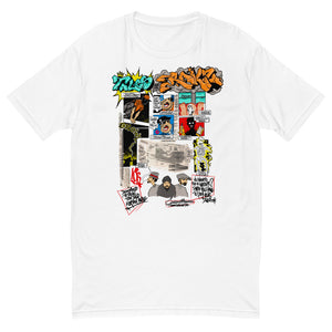 Open image in slideshow, TALES FROM THE RAILZ COMIC Men's T-Shirt