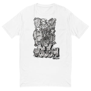 NY TOUGH Men's T-Shirt