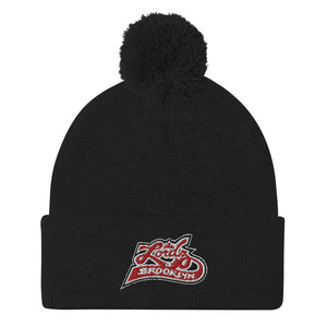 Open image in slideshow, LOB LOGO Pom-Pom Beanie
