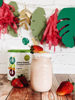 Vegan Tropical Toddler Smoothie