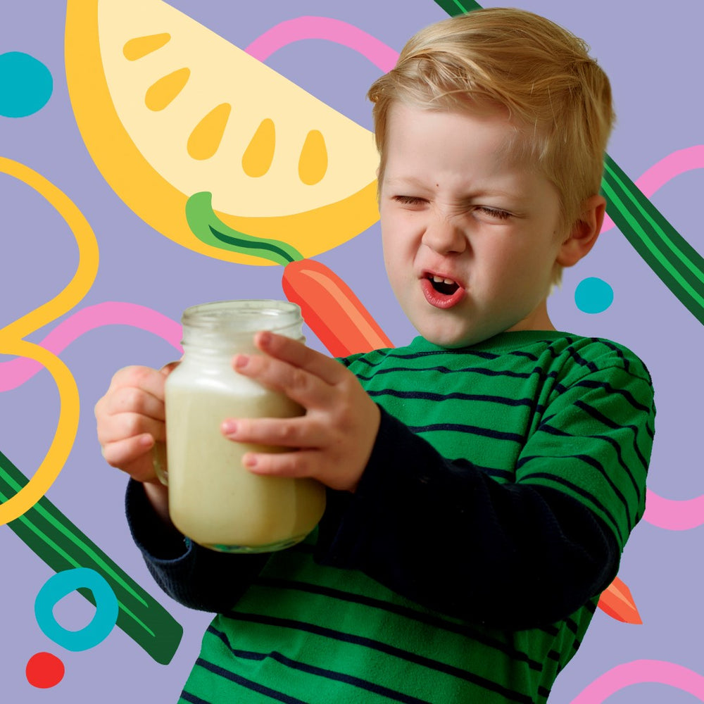 Three Reasons to Give Your Child a Vegan Nutrition Shake