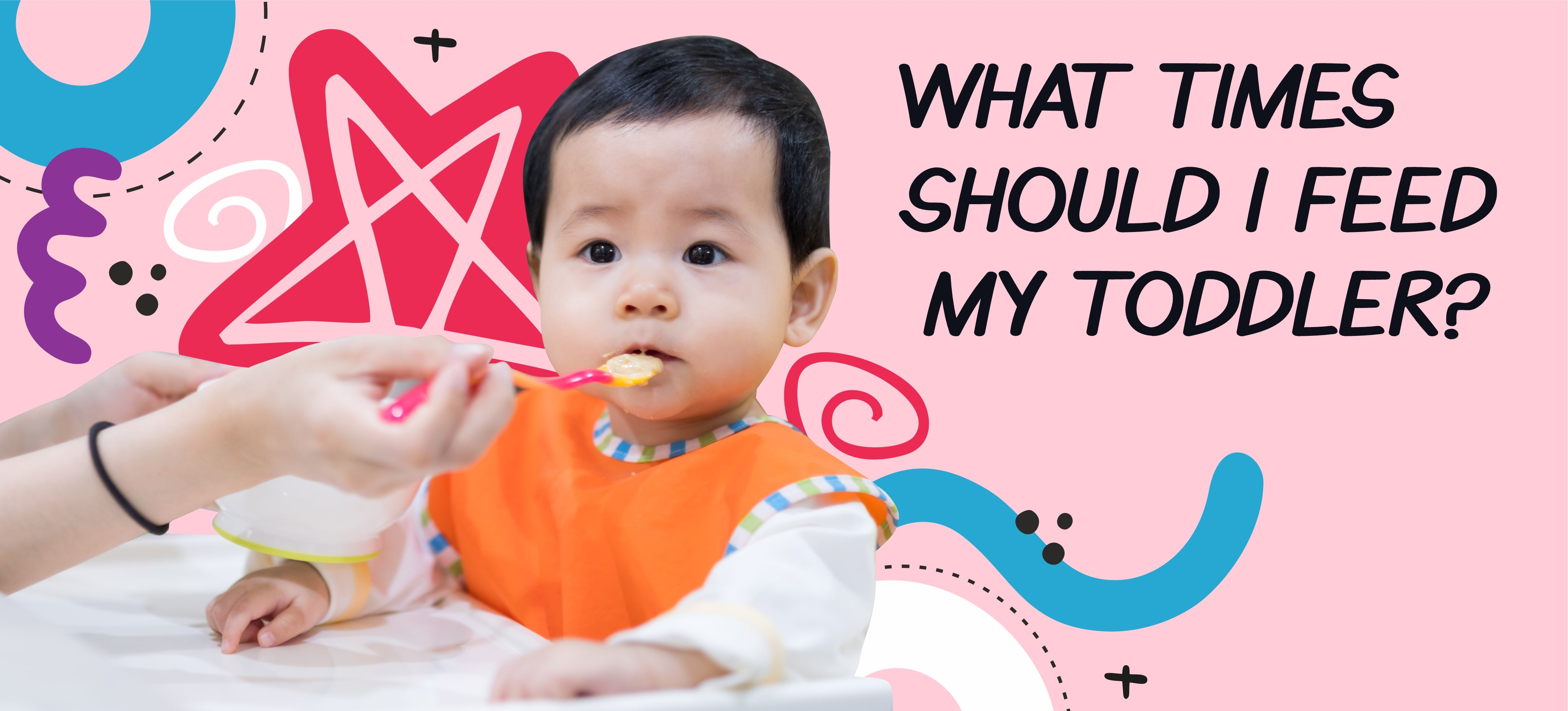 How Often and At What Times Should I Feed My Toddler?
