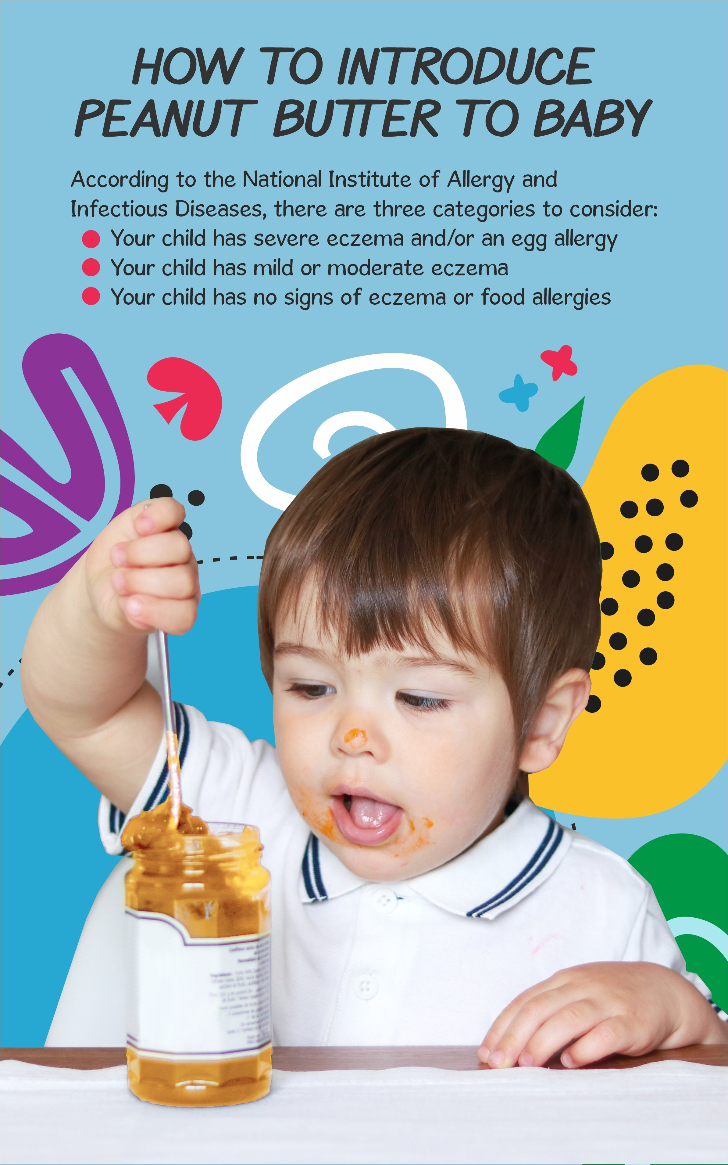 How to Introduce Peanut Butter to Baby
