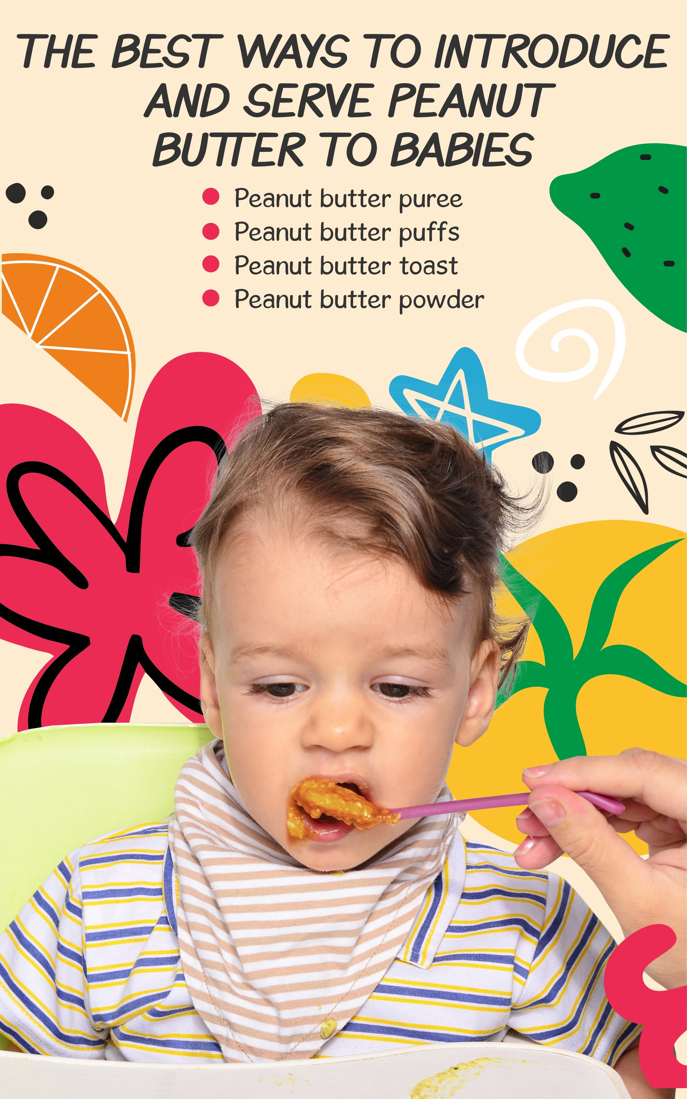 The Best Ways to Introduce and Serve Peanut Butter to Babies