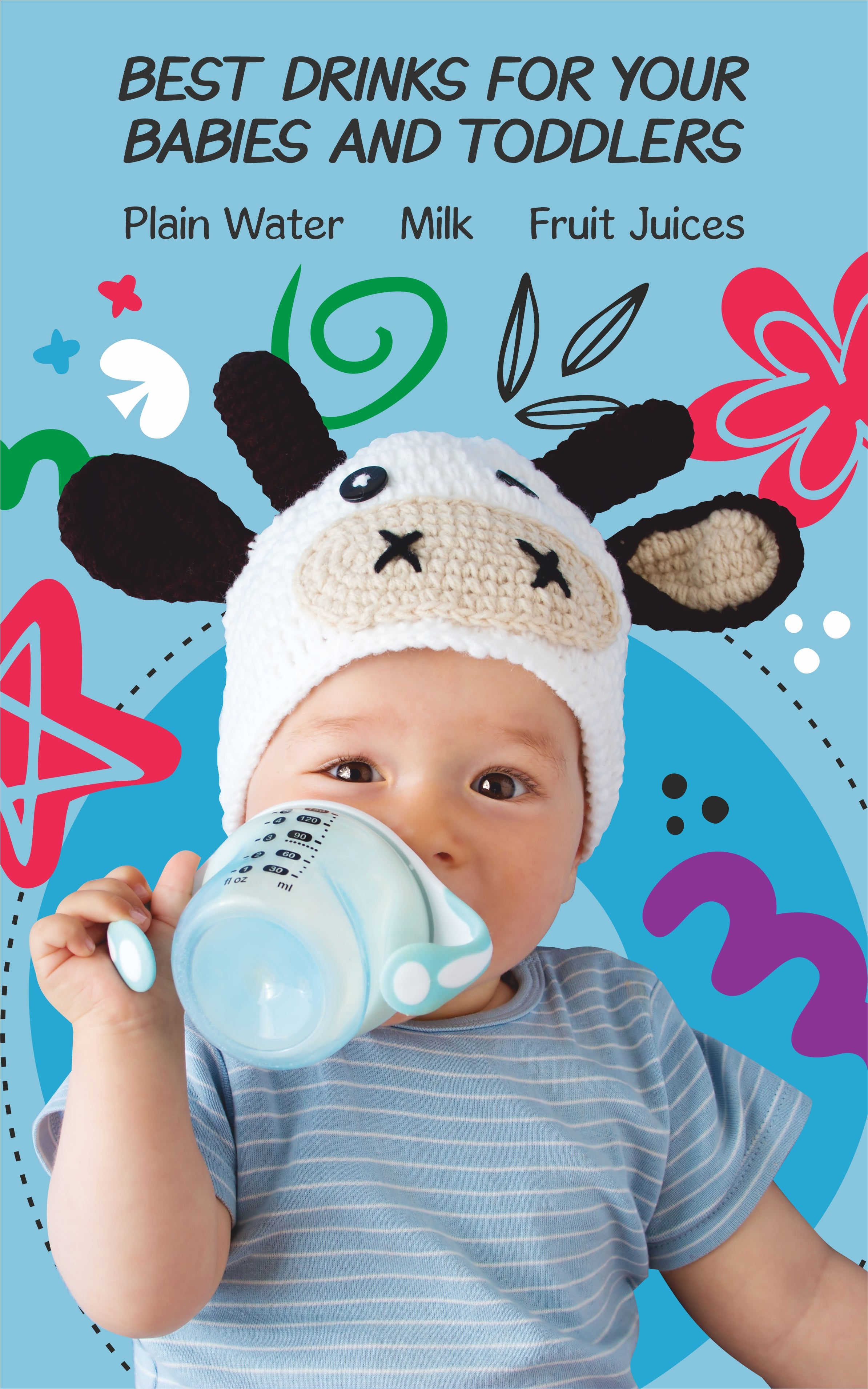 Best Drinks for Your Babies and Toddlers