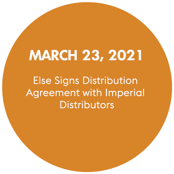 Else Signs Distribution Agreement with Imperial Distributors