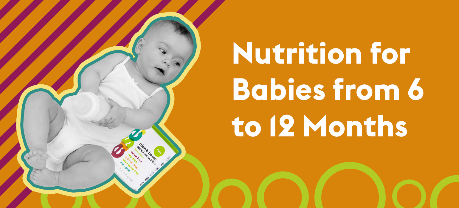 Baby Nutrition from 6 to 12 months