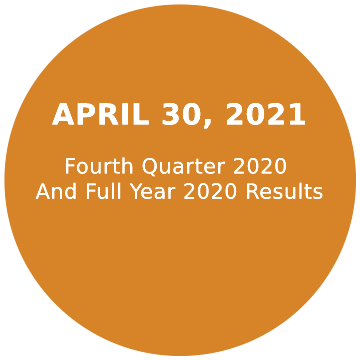 Fourth Quarter 2020 and Full Year 2020 Results