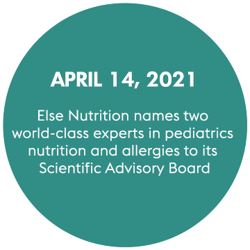 Globally Acclaimed Pediatrics Nutrition and Allergies Experts Join Elses Advisory Board
