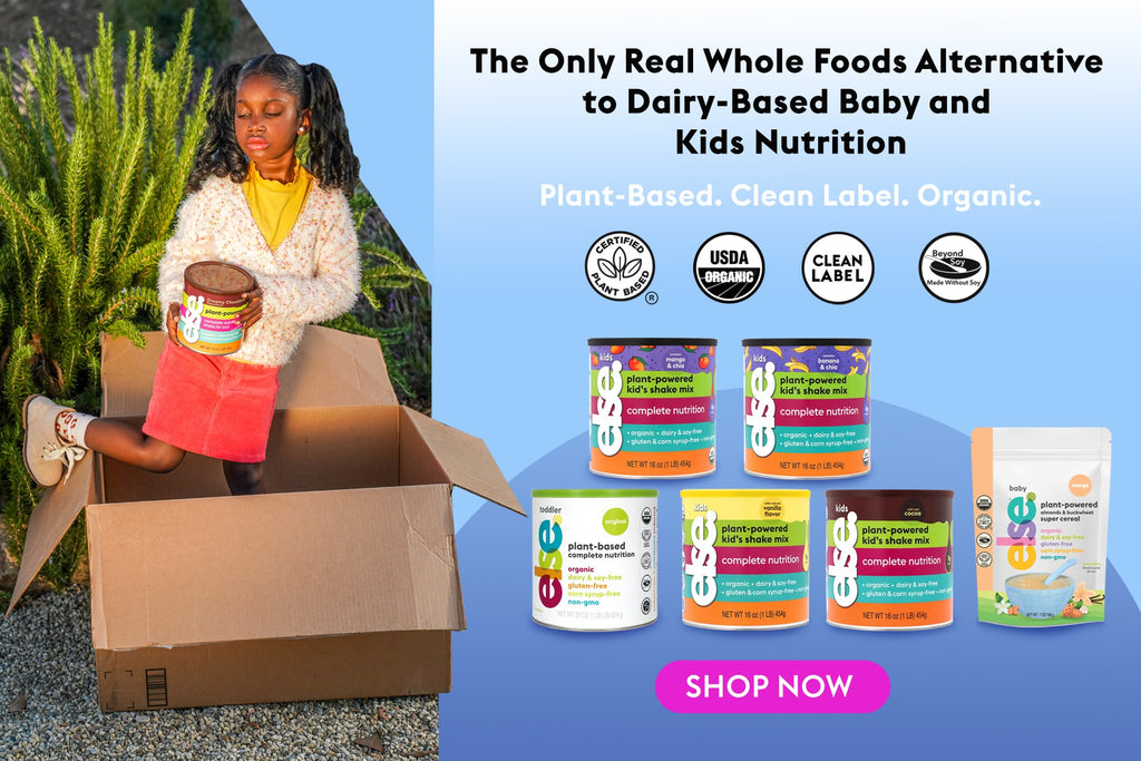 Picky Eaters Plant Based Kids Protein Shakes