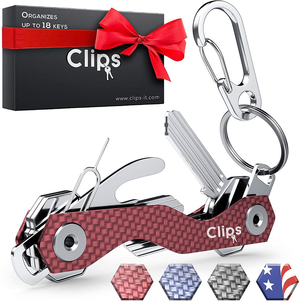 Red Key Organizer