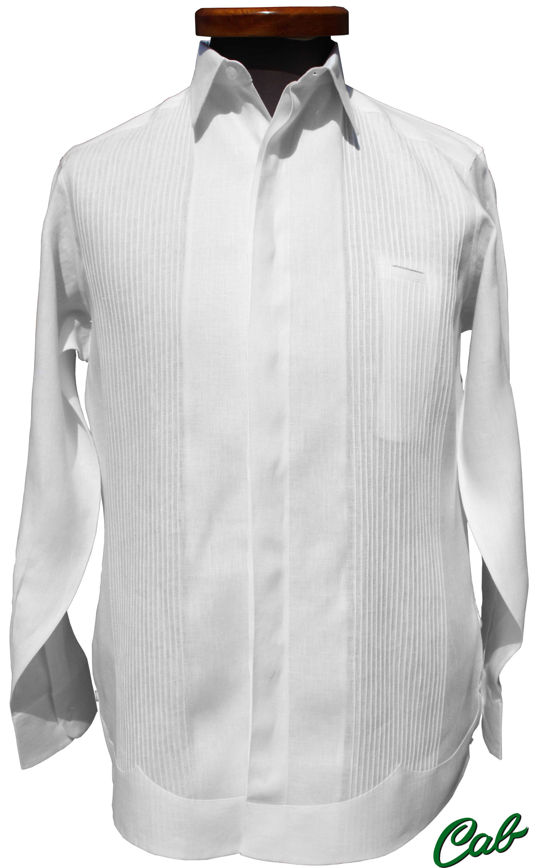 Guayaberas finas Cab. Linen mexican wedding shirts. Guayabera formal.