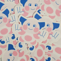 "Mr. Mime 3"" Sticker"