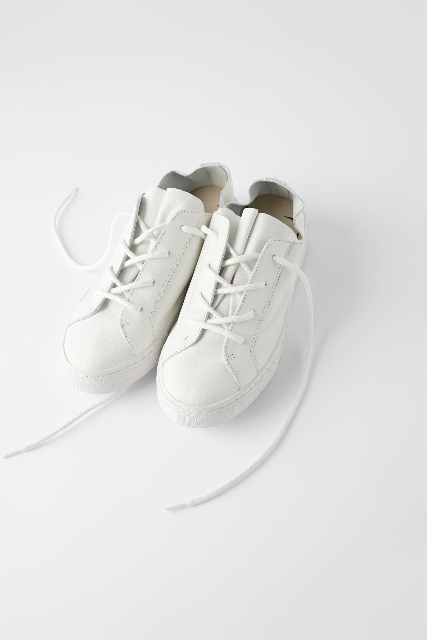 Zara - White Sneakers