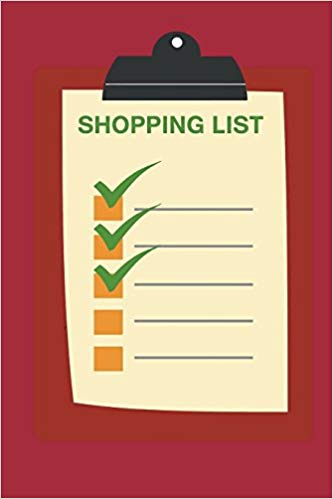 Shopping Checklist